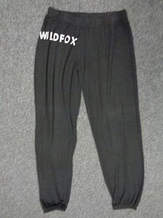 Wildfox Graphic Print Pants