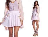 Wildfox Couture Skirt Pink