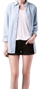 Wildfox WILDFOX Sz 28 The ruby cut off denim shorts new item#100sl