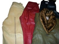 Wilson leather pieces Leather jackets, pants, etc