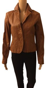 Wilsons Leather Camel Jacket