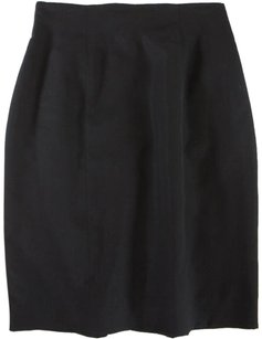 Saint Laurent 36 Fr Pencil Gdl Skirt