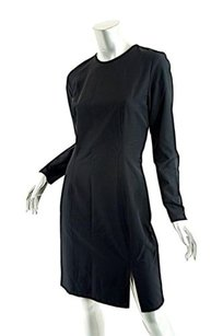 Black Maxi Dress by Yves Saint Laurent Encore