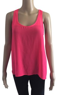 Zara Top Neon Hot Pink