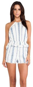 ZIMMERMANN Embroidered Play Romper Dress