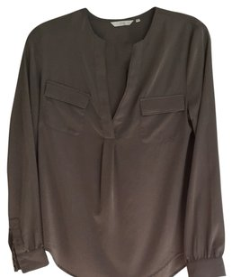 Zoa Nwot Fall Business Top Gray-green