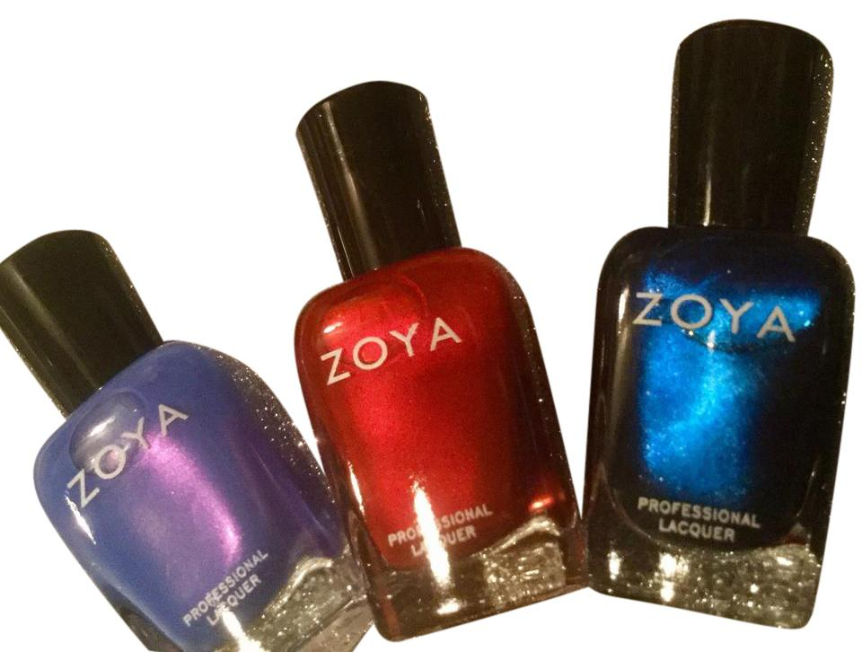 Zoya Polish Set
