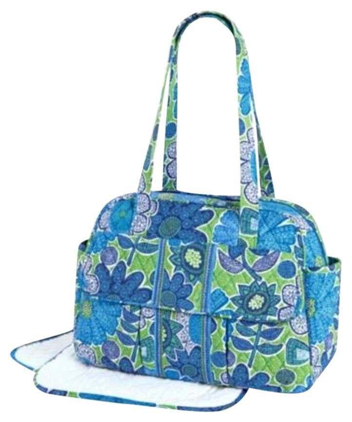 vera bradley diaper bags up to 90 off at tradesy. Black Bedroom Furniture Sets. Home Design Ideas